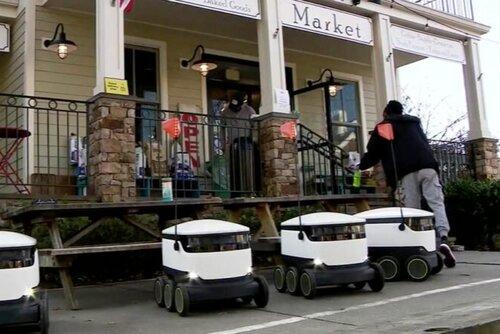 роботи на колесах