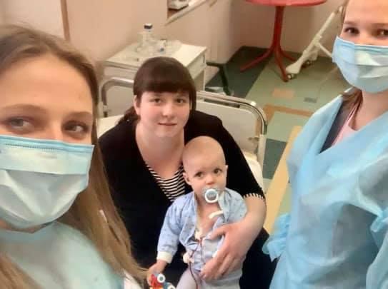 В Україні вперше пересадили кістковий мозок від неродинного донора