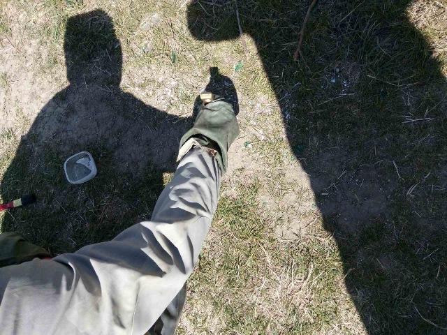 На Житомирщині чоловік знайшов два кілограми ртуті на городі