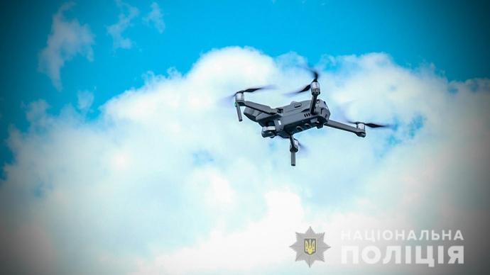 У Києві відслідковують порушників карантину за допомогою дронів