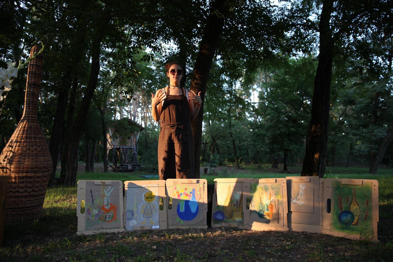 арт-терапия Катерина Соколова