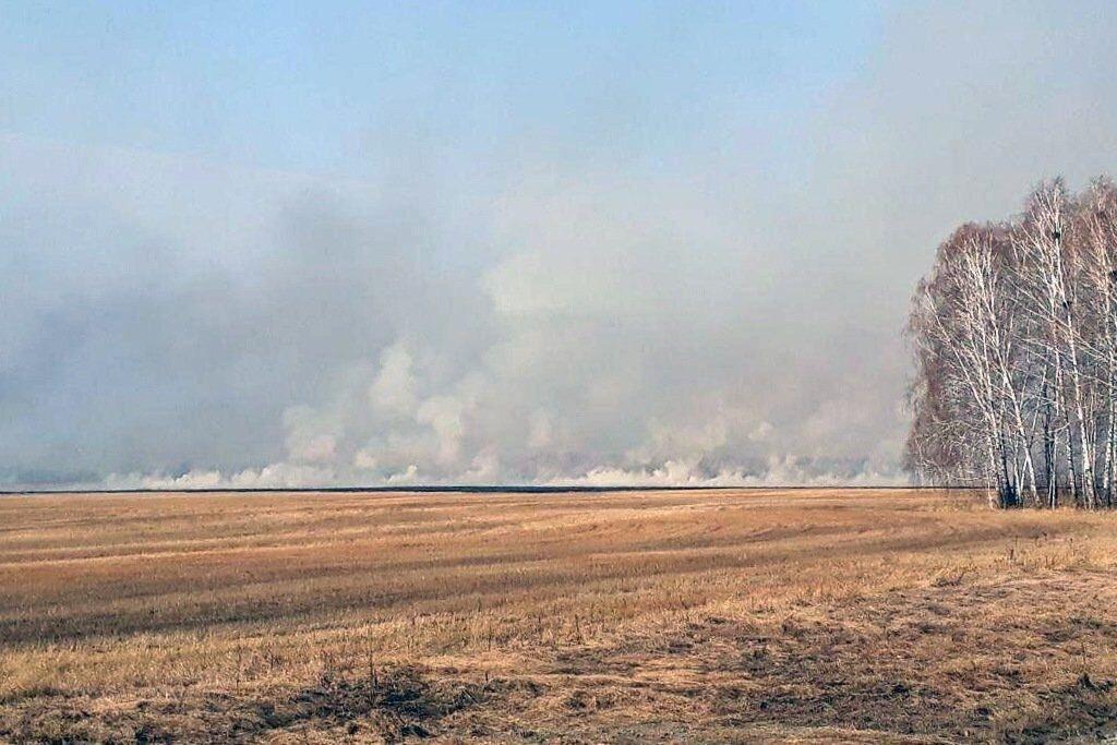 У Росії знову палають Сибір і Далекий Схід