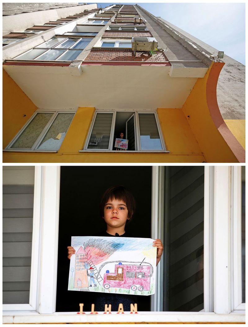 Ільхан Рувич, 5 років