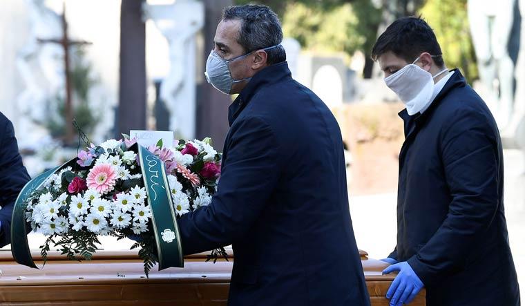 Поховання та поминки під час коронавірусу