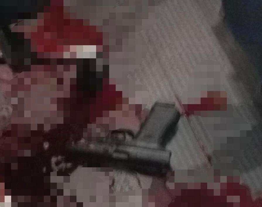 Офіс генпрокурора підтвердив, що поруч із тілом депутата Давиденка знайшли пістолет