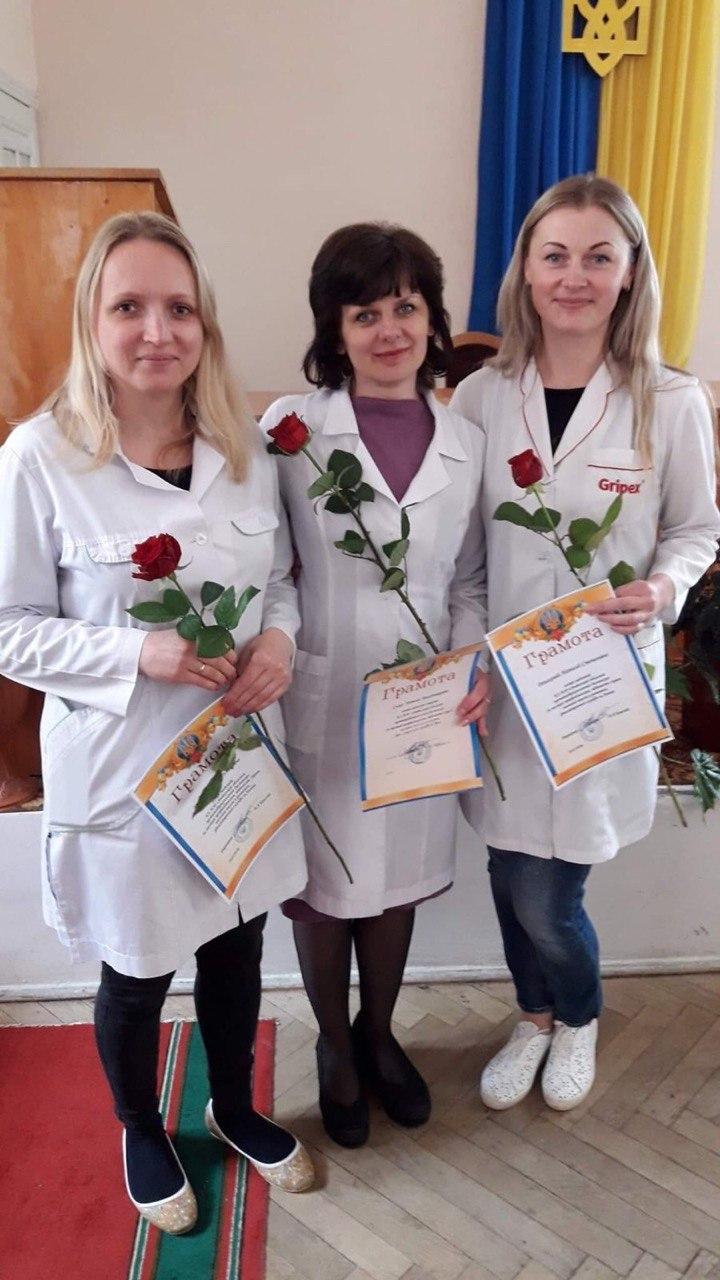 Наталя Реп'яхова, медична сестра, Львів