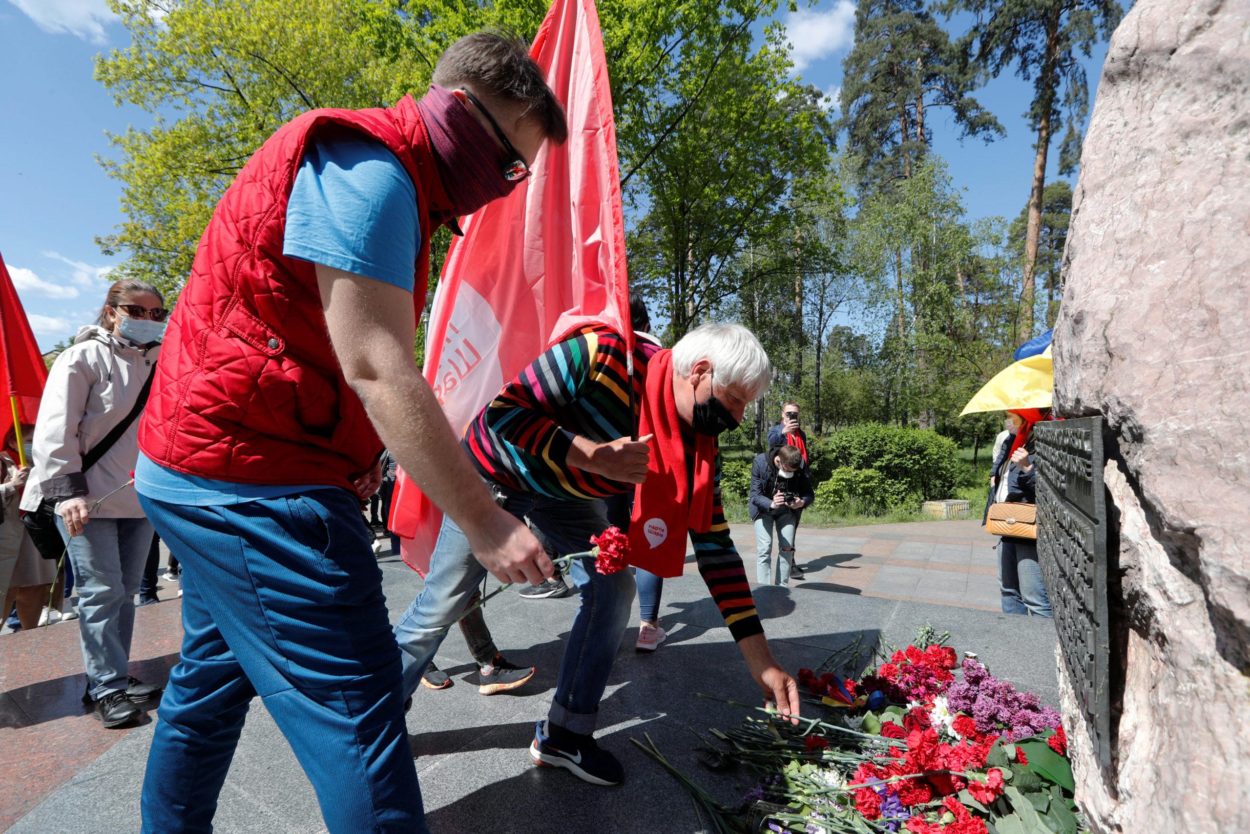 День перемоги Київ 9 травня