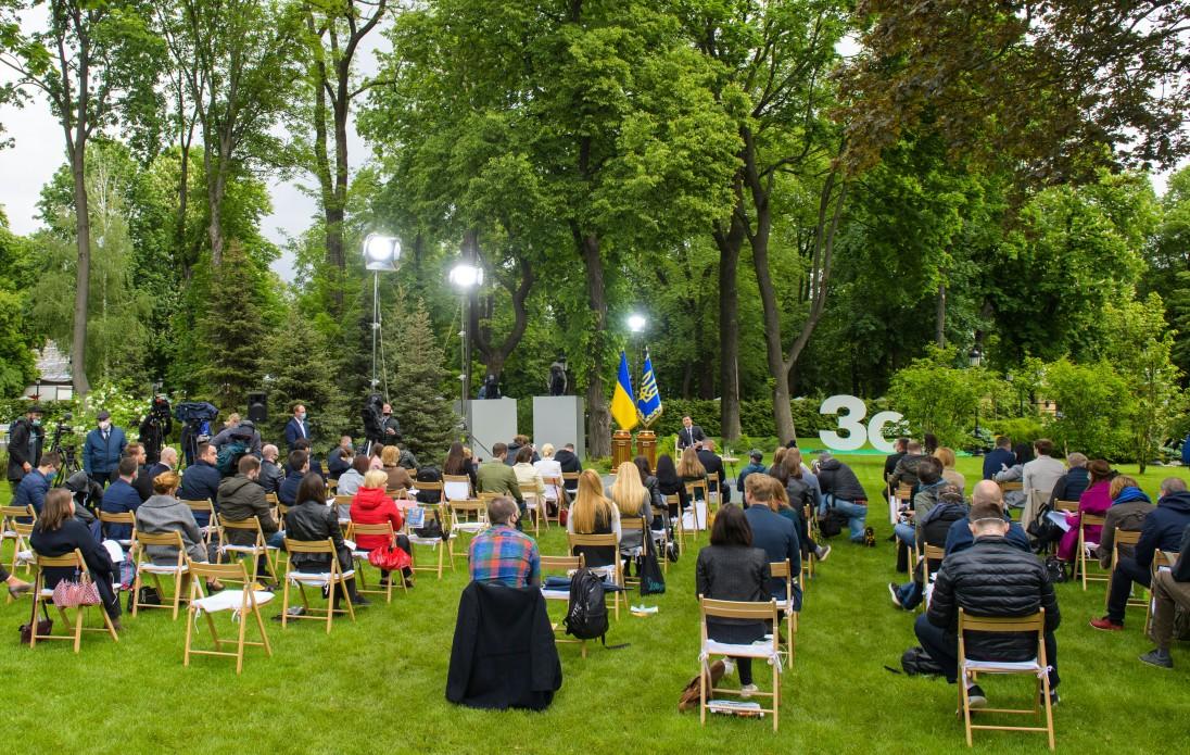 Зеленський пресконференція 20 травня