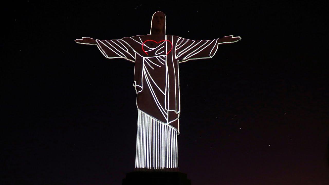статуя Христа-Спасителя у Ріо-де-Жанейро