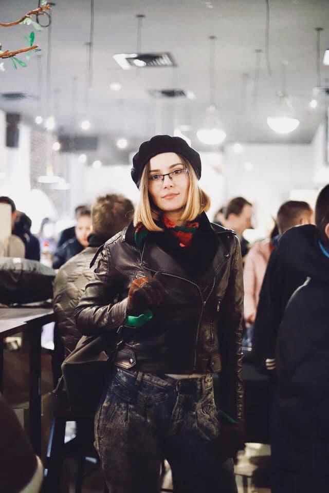 Даша Воронкова