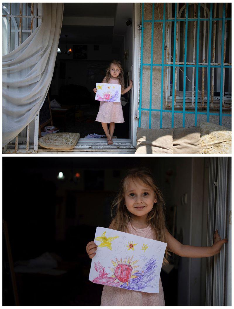 4-річна Міла Брусовані