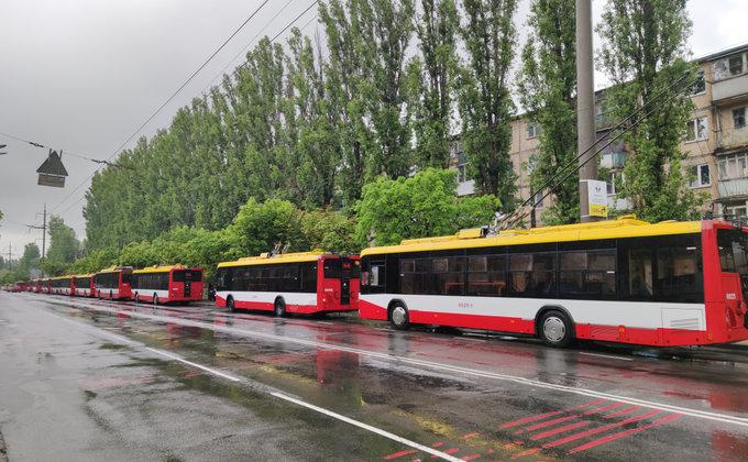 Одесу накрило потужним дощем