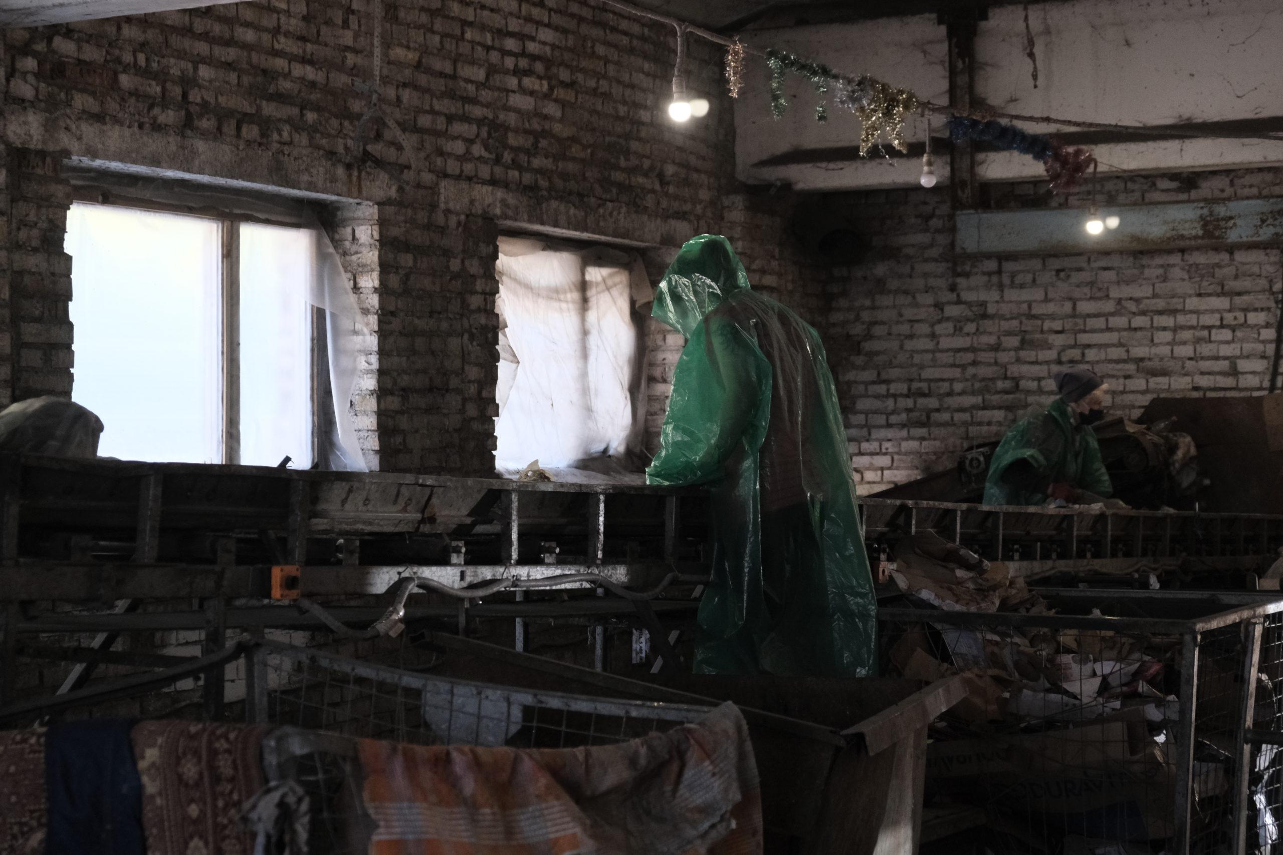 Переяслав компостирует