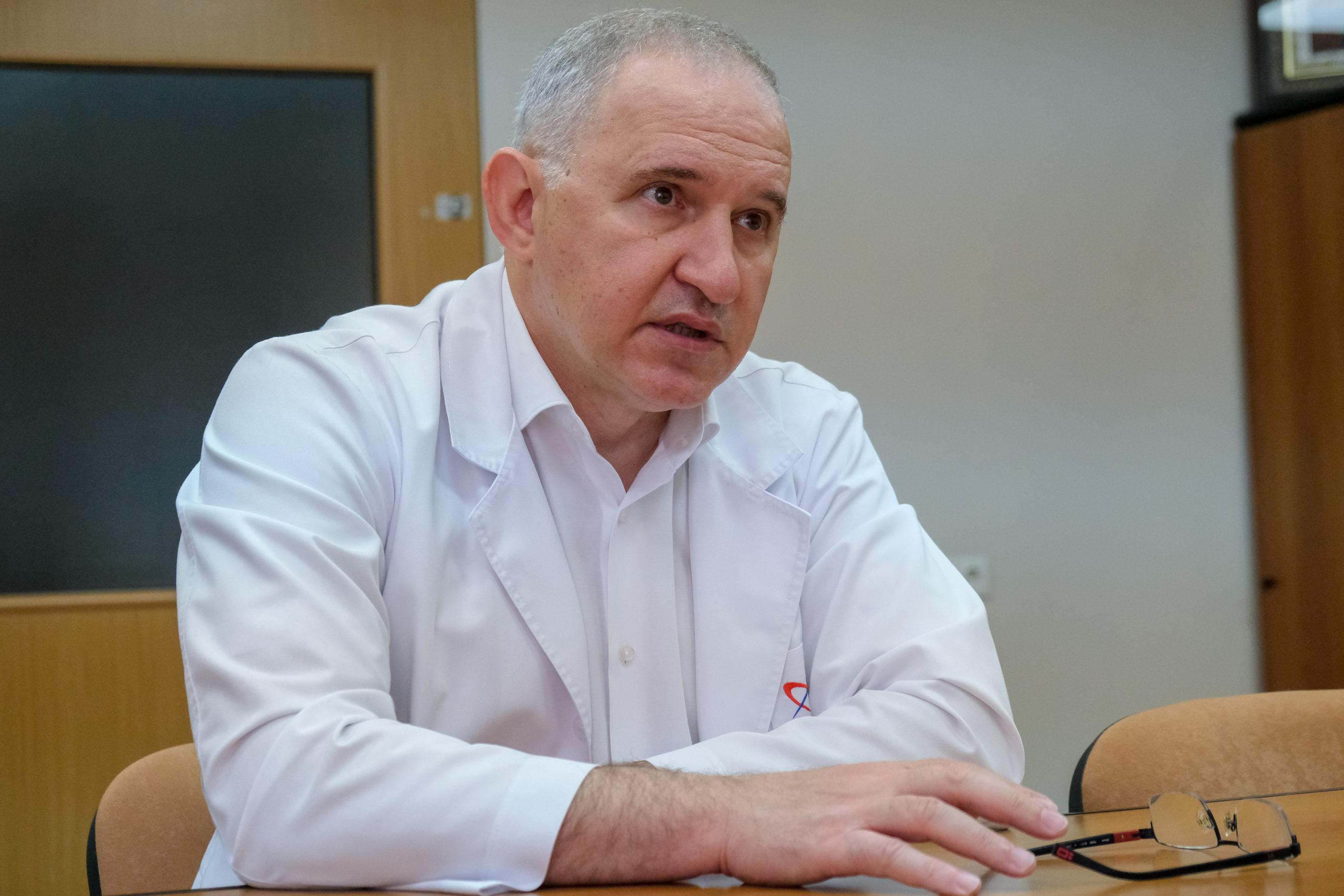 Борис Тодуров Інститут серця