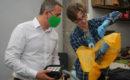 Гараж проти коронавірусу. Як в Україні запустили перший волонтерський сайт для мейкерів