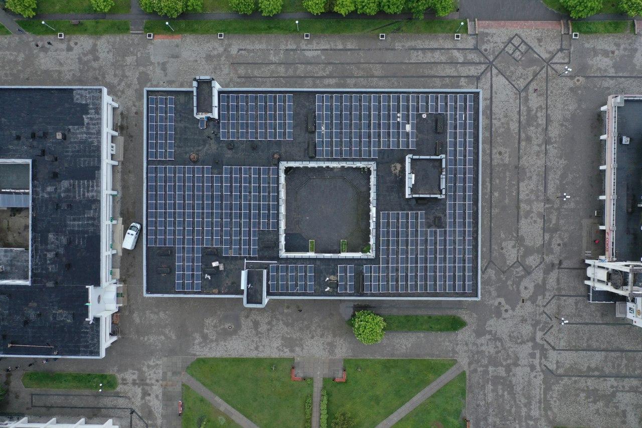 Сонячне Місто Славутич — муніципальний енергетичний кооператив