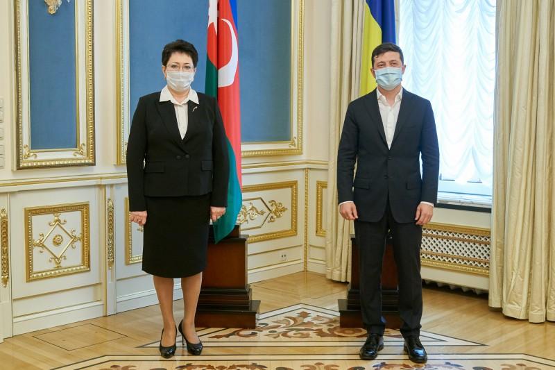 посол азербайджану