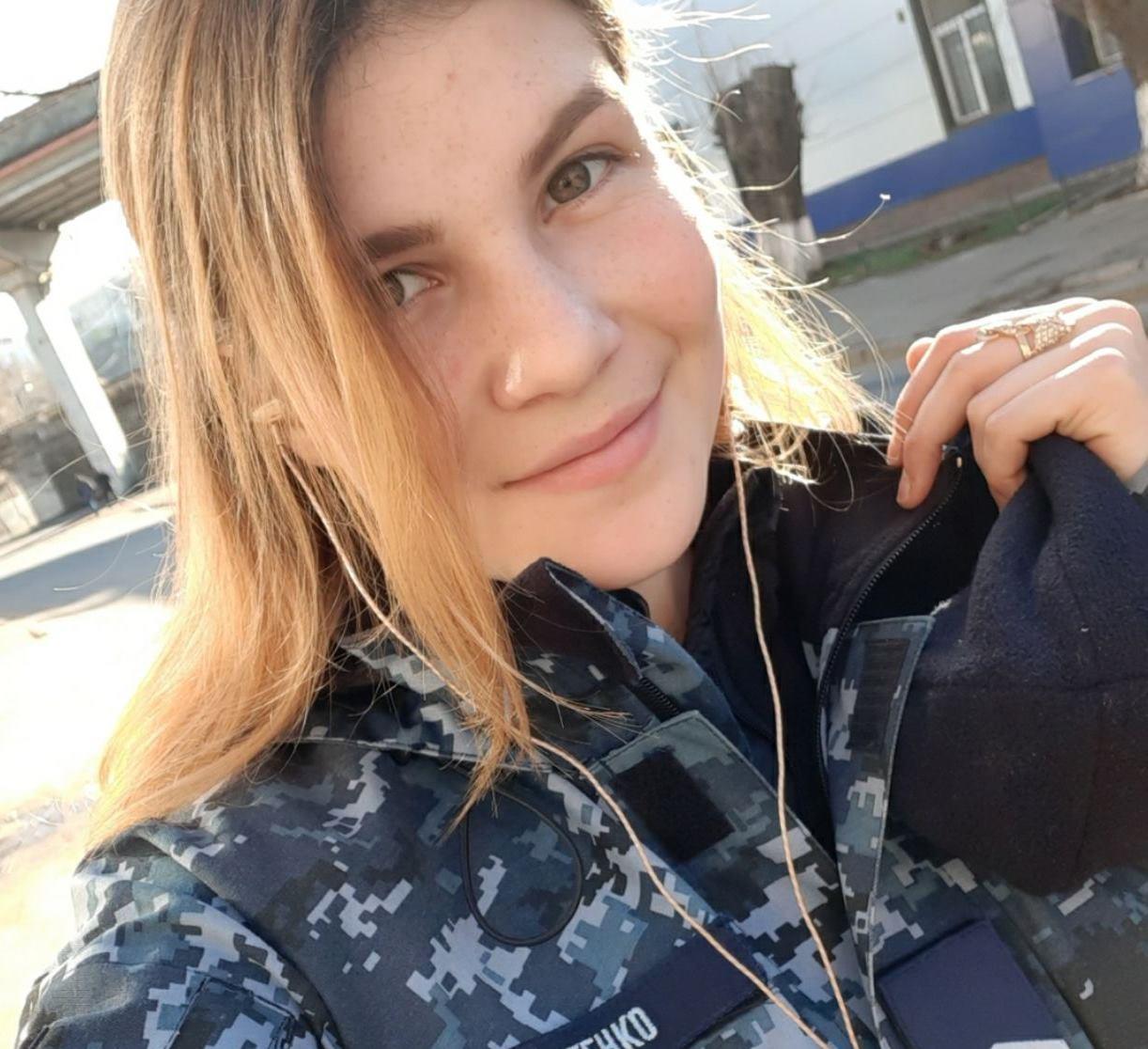 У ЗСУ перша жінка-водолаз пройшла випробування, які не витримують до 70% чоловіків Катерина Нікітенко