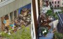 Балкон по-новому: как реанимировать загроможденное хламом пространство