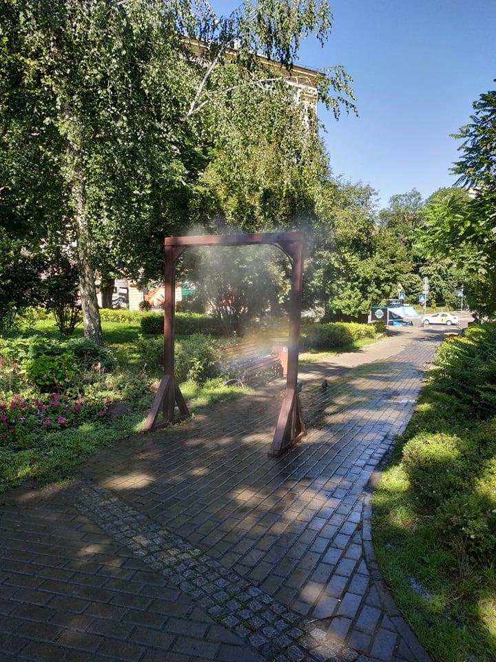 Київ рамка-поливалка