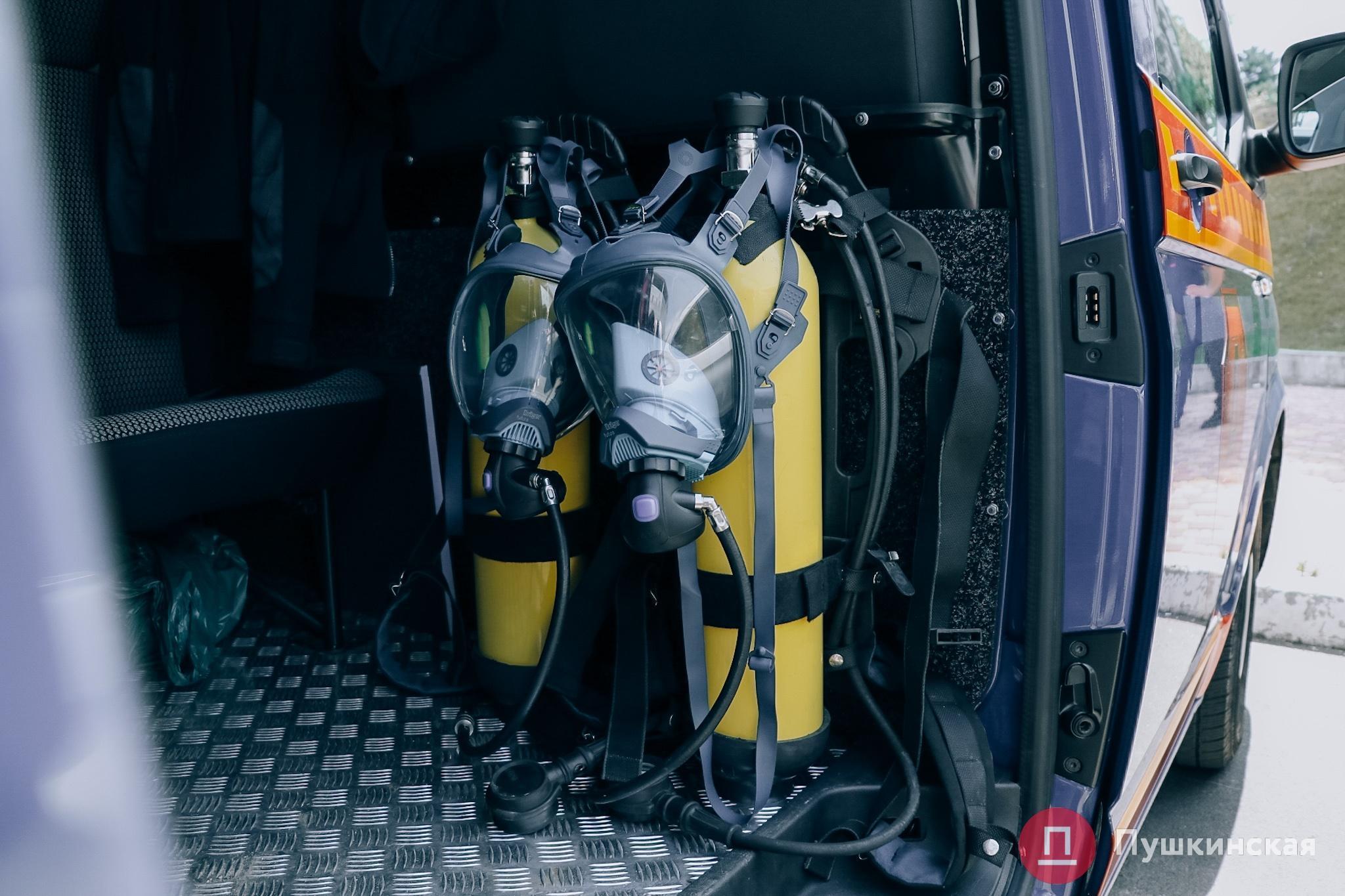 В Україні з'явилася перша добровільна пожежна команда