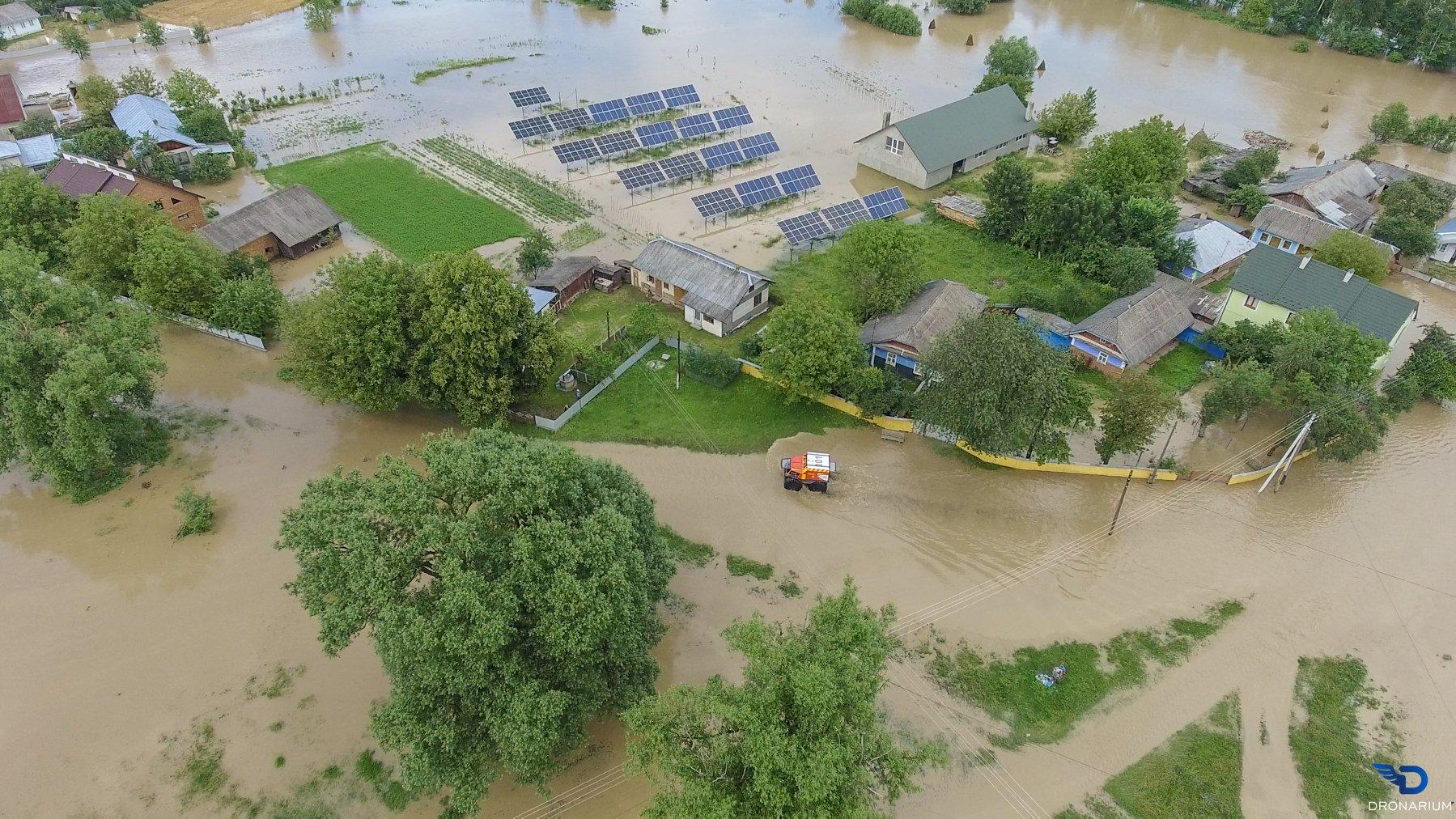 потоп західна україна
