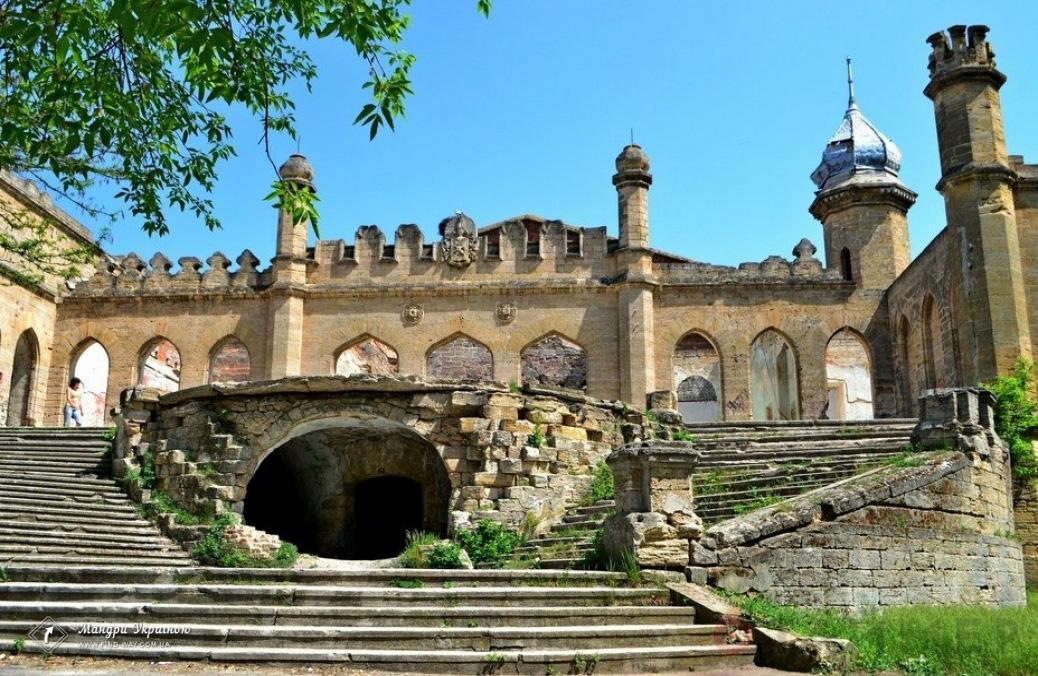 Садиба Курисів (Мавританський палац)