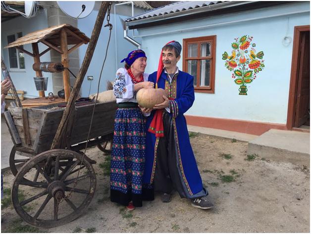 Козацький хутір Маринівка