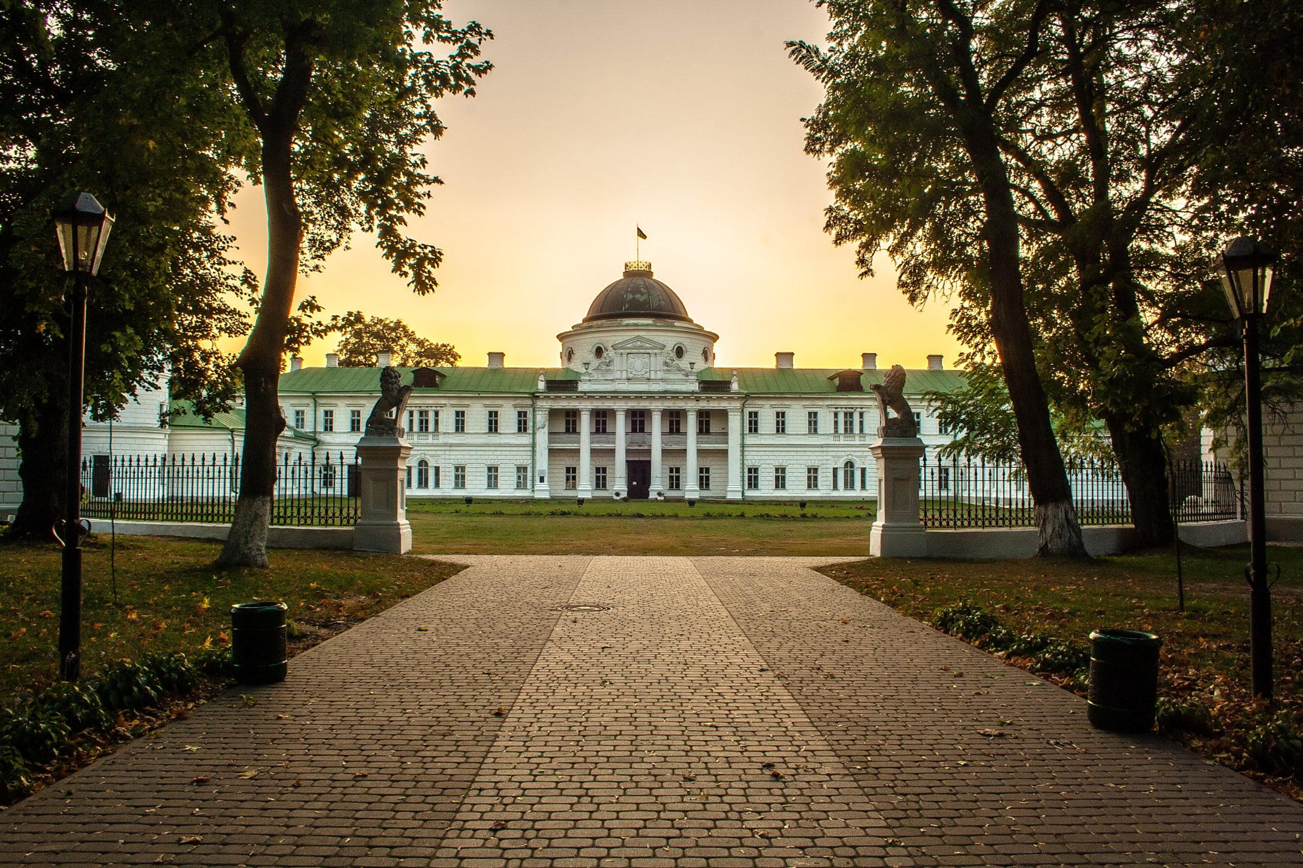 Палац Тарановських, селище Качанівка