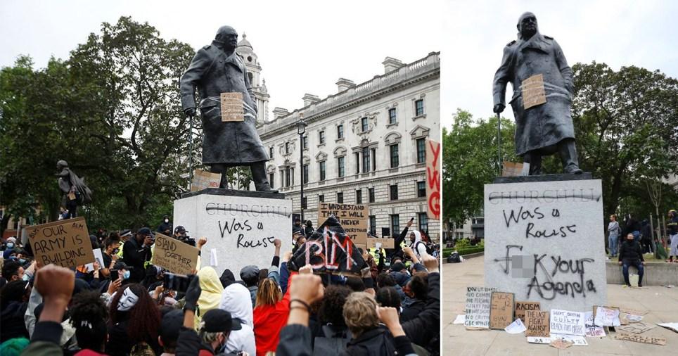 вандализм памятники европа