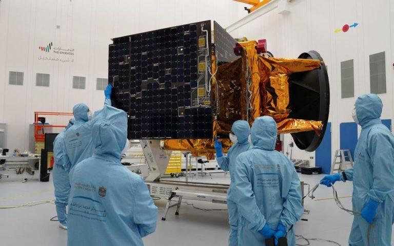 ОАЕ запустили свою першу місію на Марс