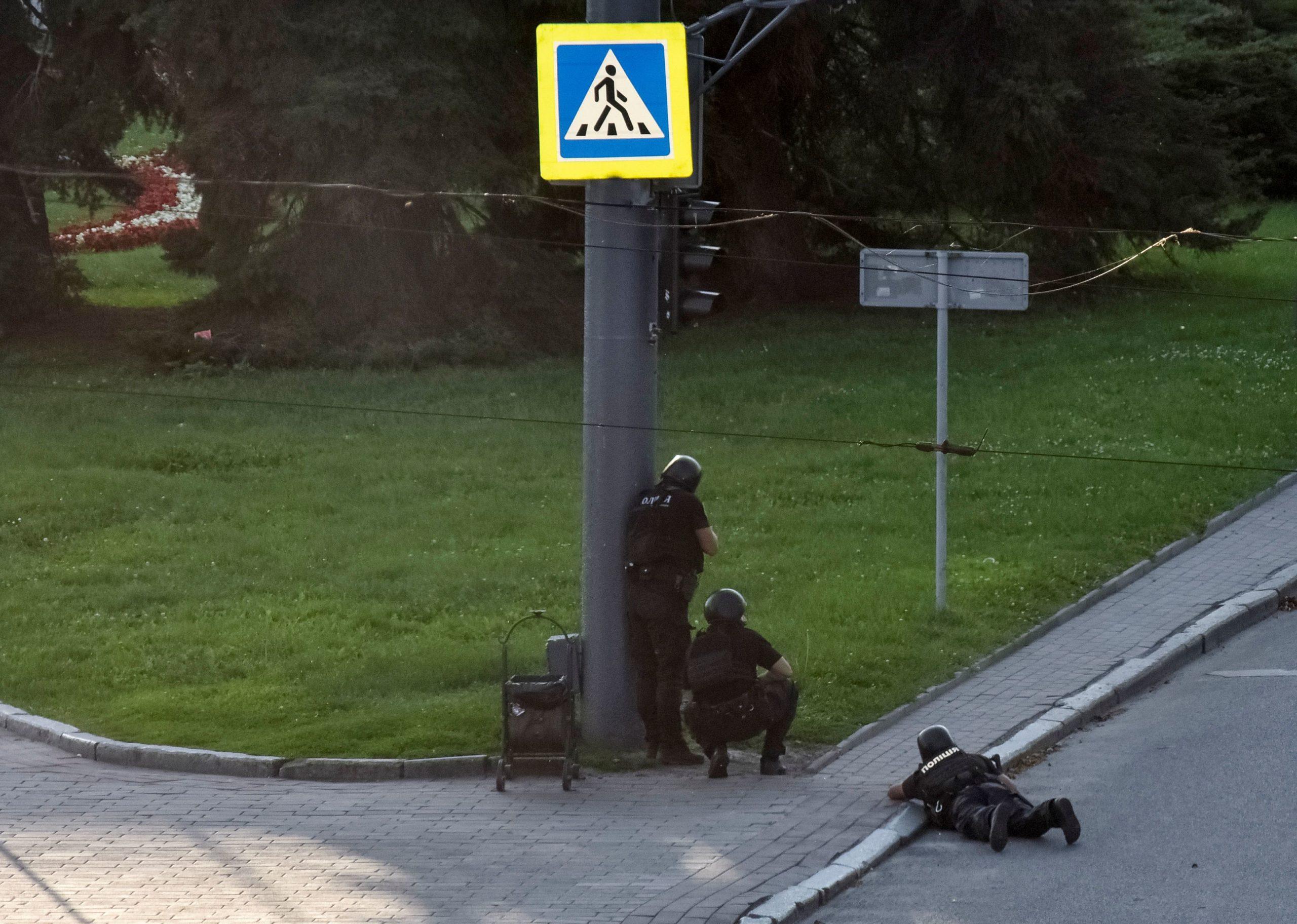 поліція теракт