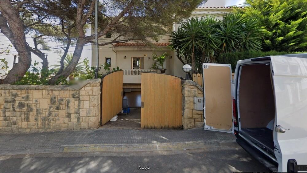 Шарій має віллу за мільйон євро в Іспанії