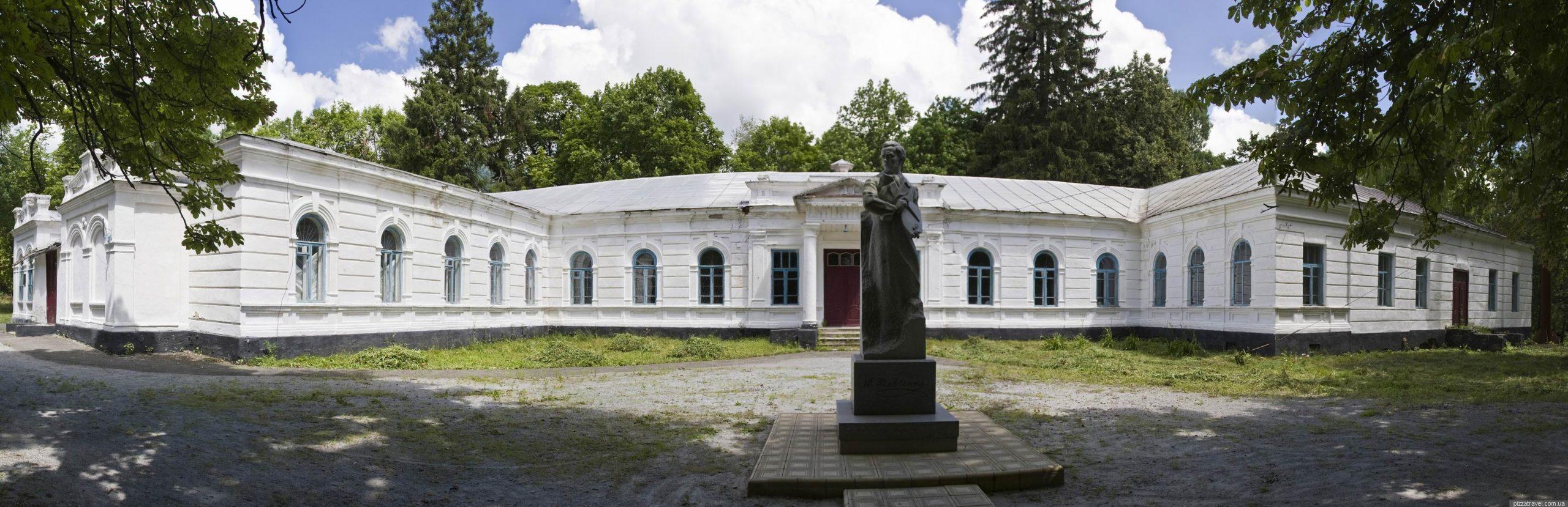 Палац Лизогубів у Седневі