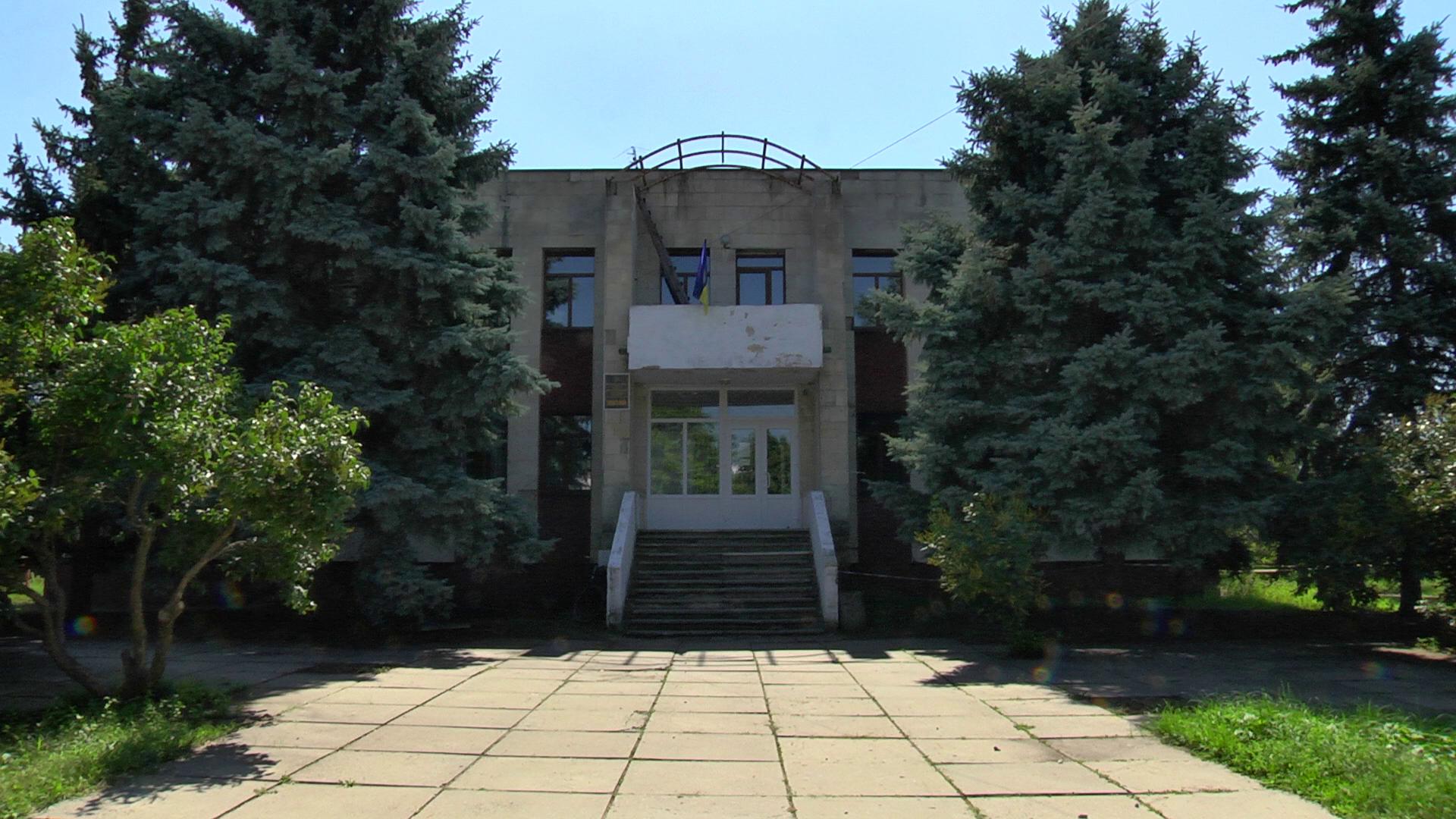 Прифронтовий музей у Станиці Луганській