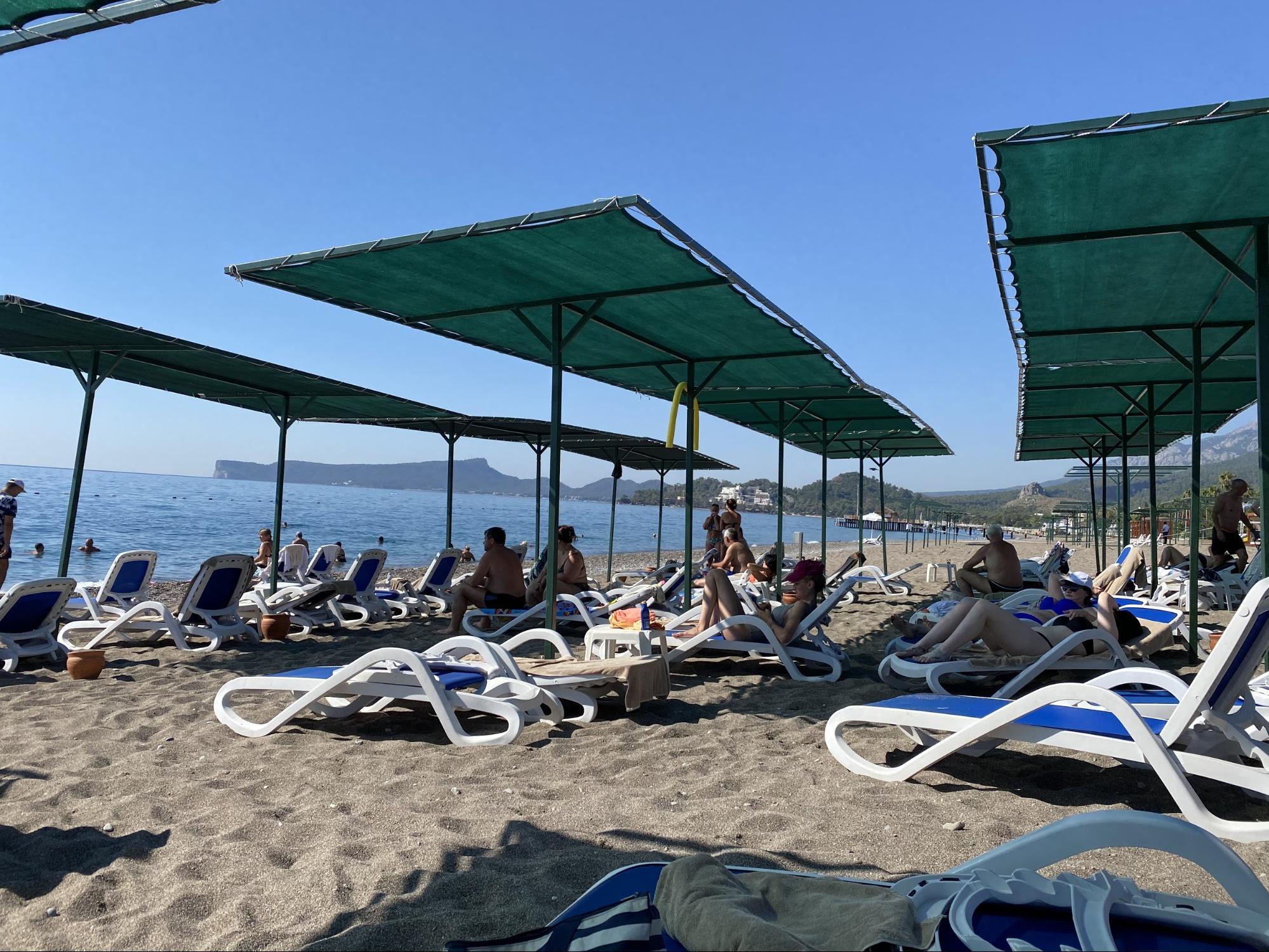 Відпочинок у Туреччині на карантині