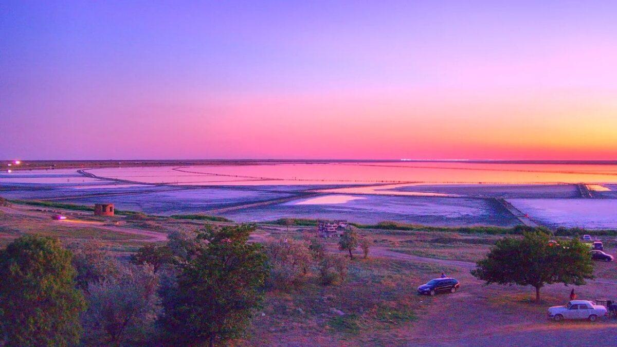 рожеве озеро онлайн