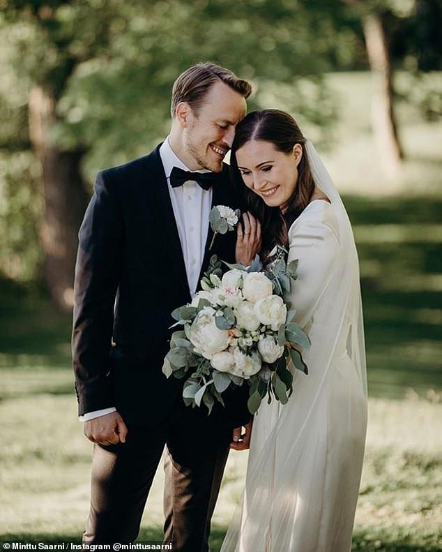 Прем'єр-міністерка Фінляндії вийшла заміж