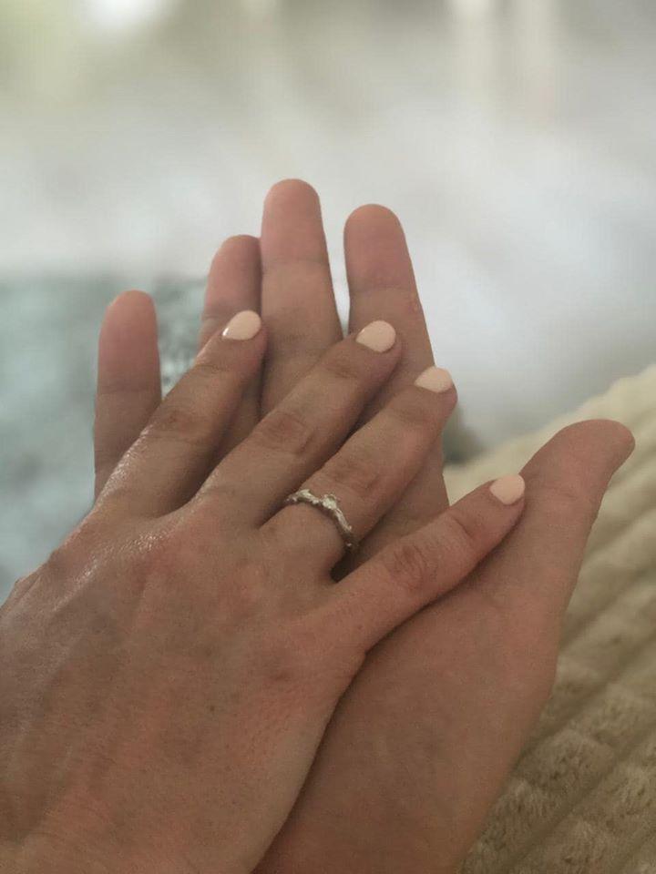 Підозрювана у справі Шеремета Кузьменко заручилася