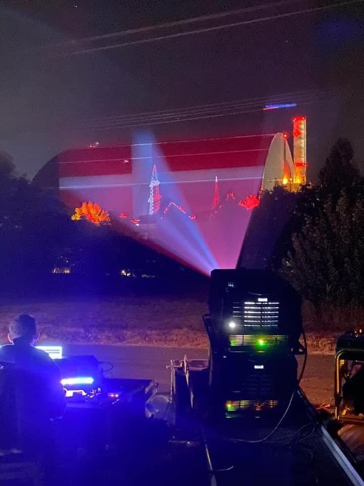 Над реактором ЧАЕС засяяв державний прапор