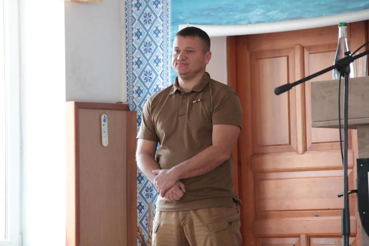 заступник командира Української добровольчої армії Андрій