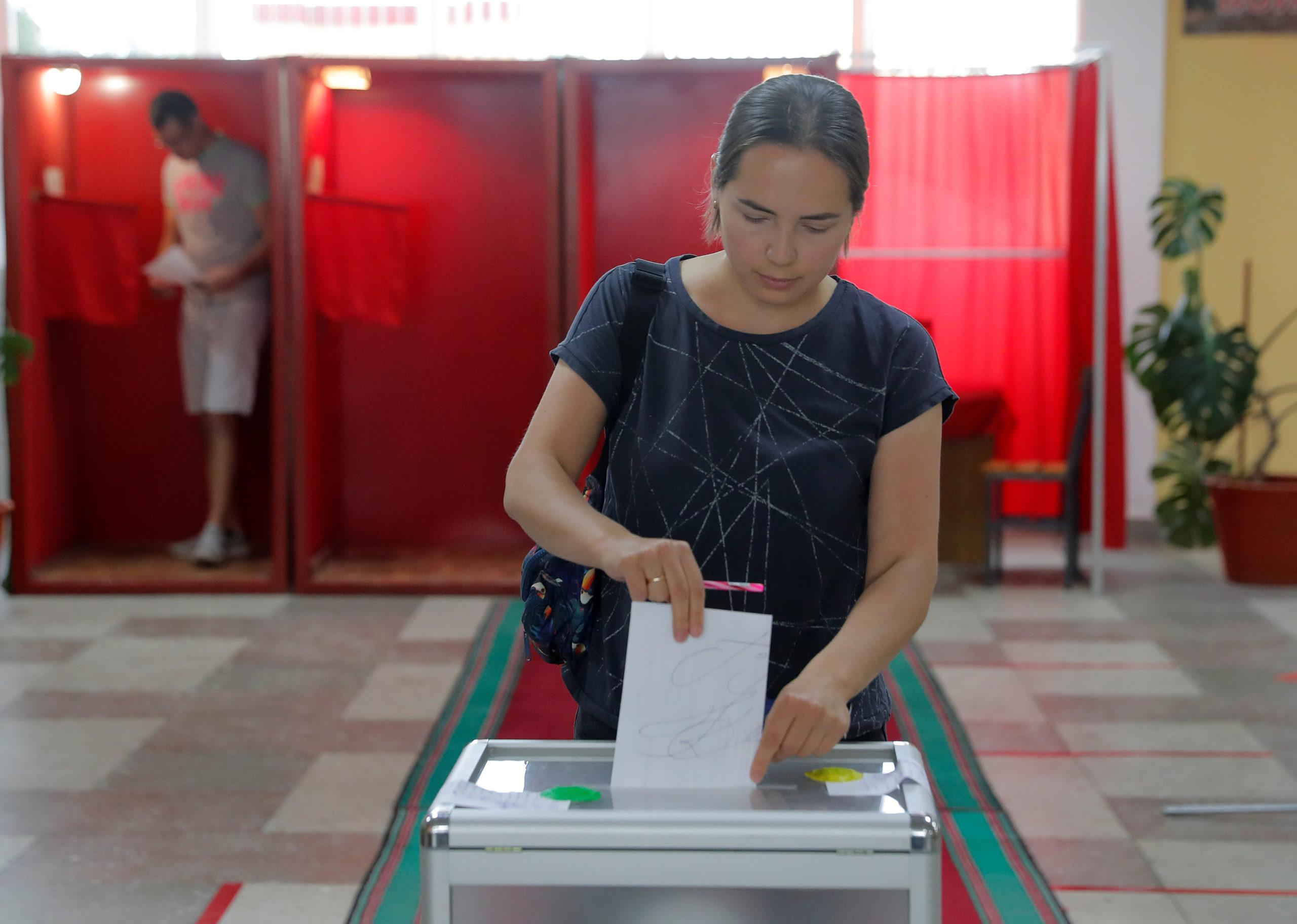 білорусь вибори