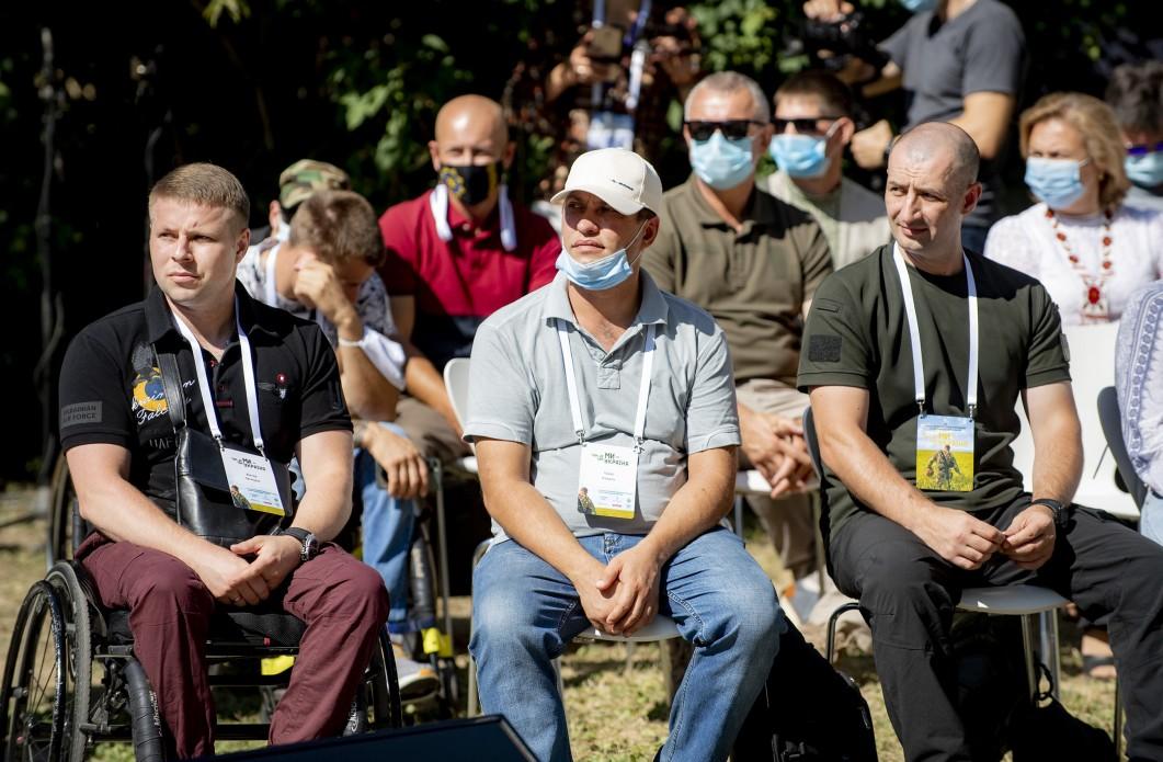 Міжнародний волонтерський та ветеранський форум