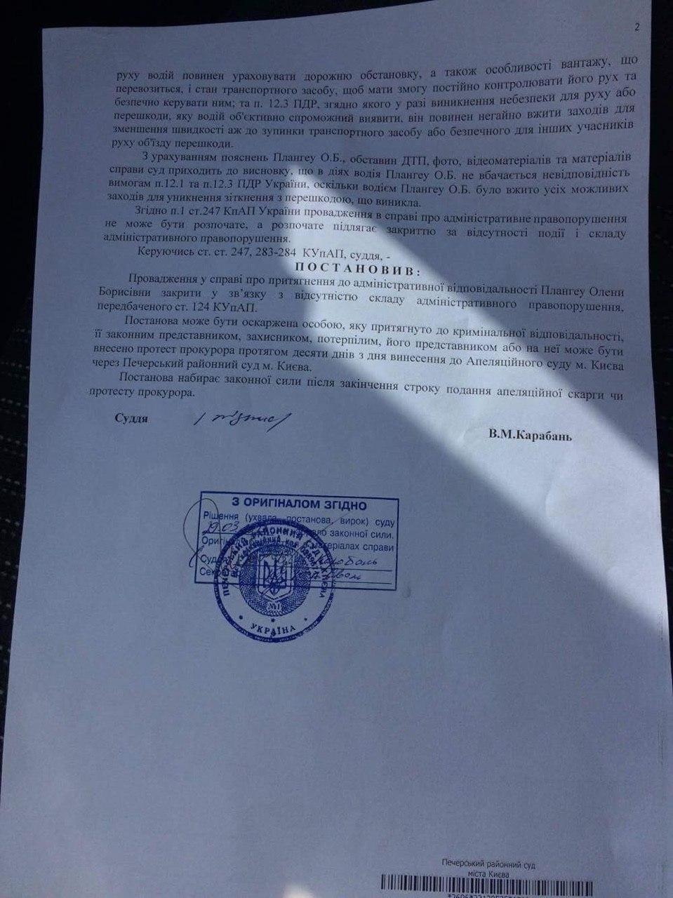 Как выиграть суд у Укравтодора