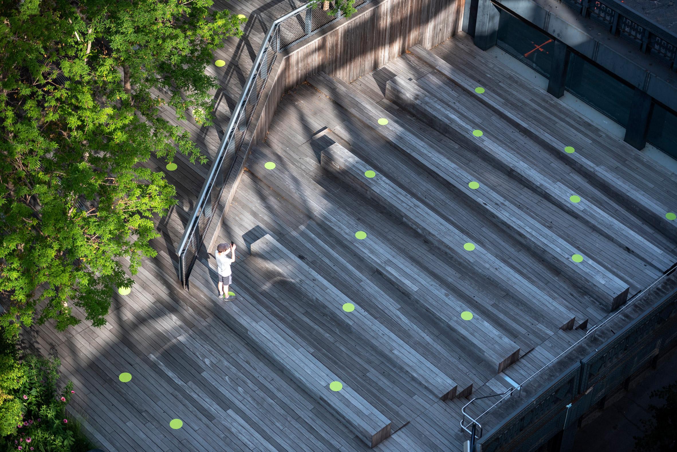парк High Line у Нью-Йорку