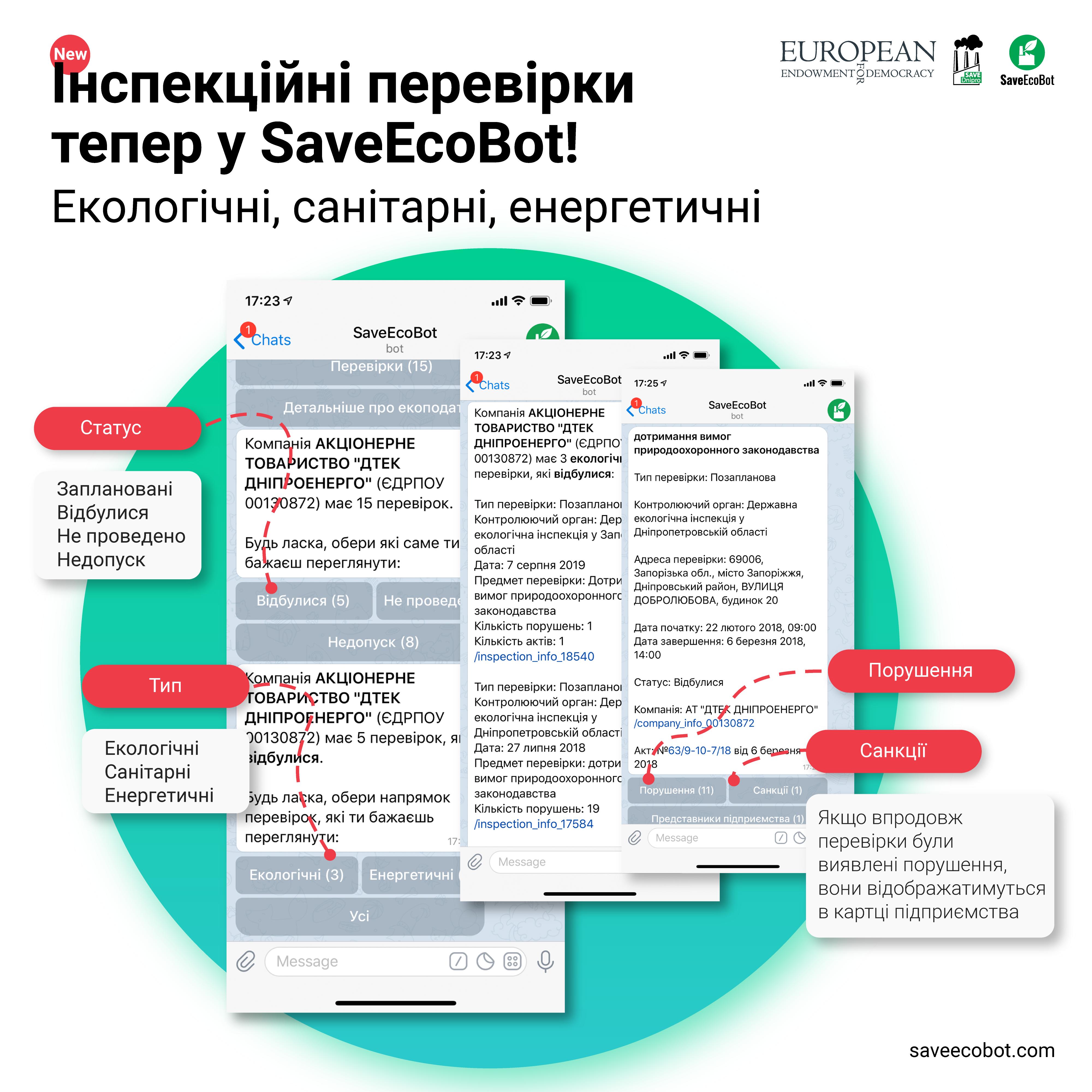 SaveEcoBot