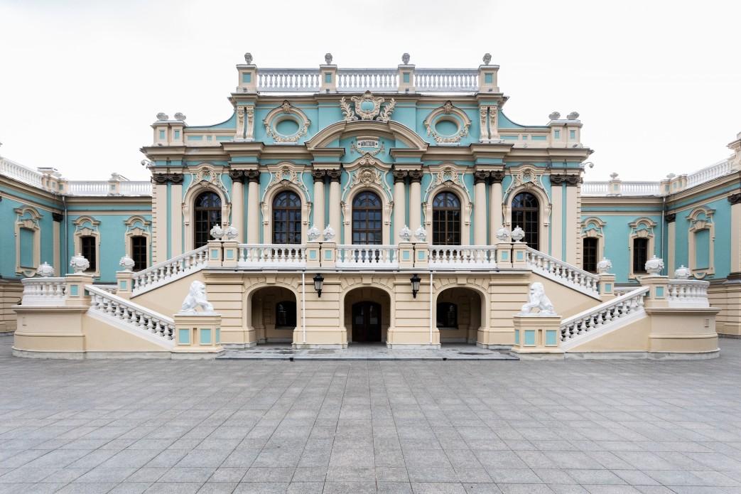 Резиденція Президента у Маріїнському палаці стане доступною для екскурсій