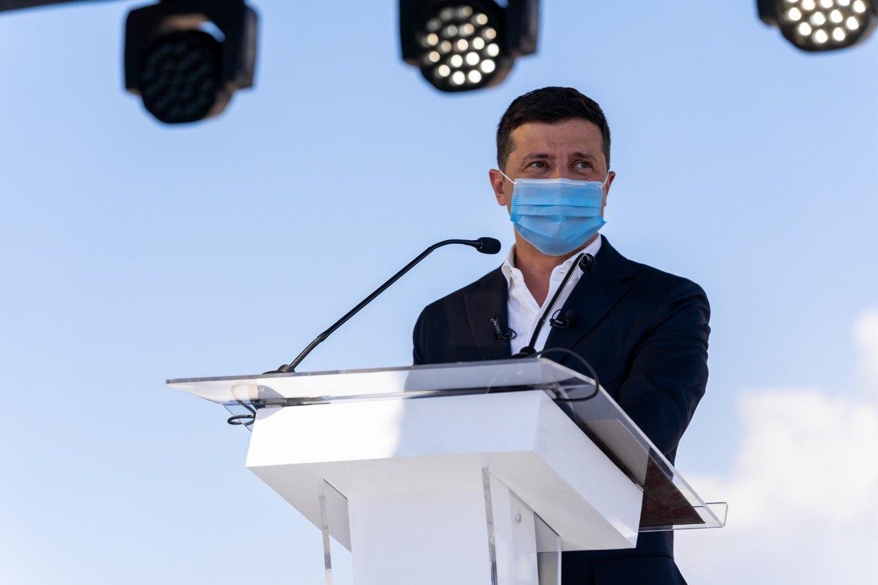 Зеленський заперечив заяву КВУ щодо використання службових поїздок ...