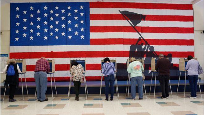 президентські вибори сша 2020