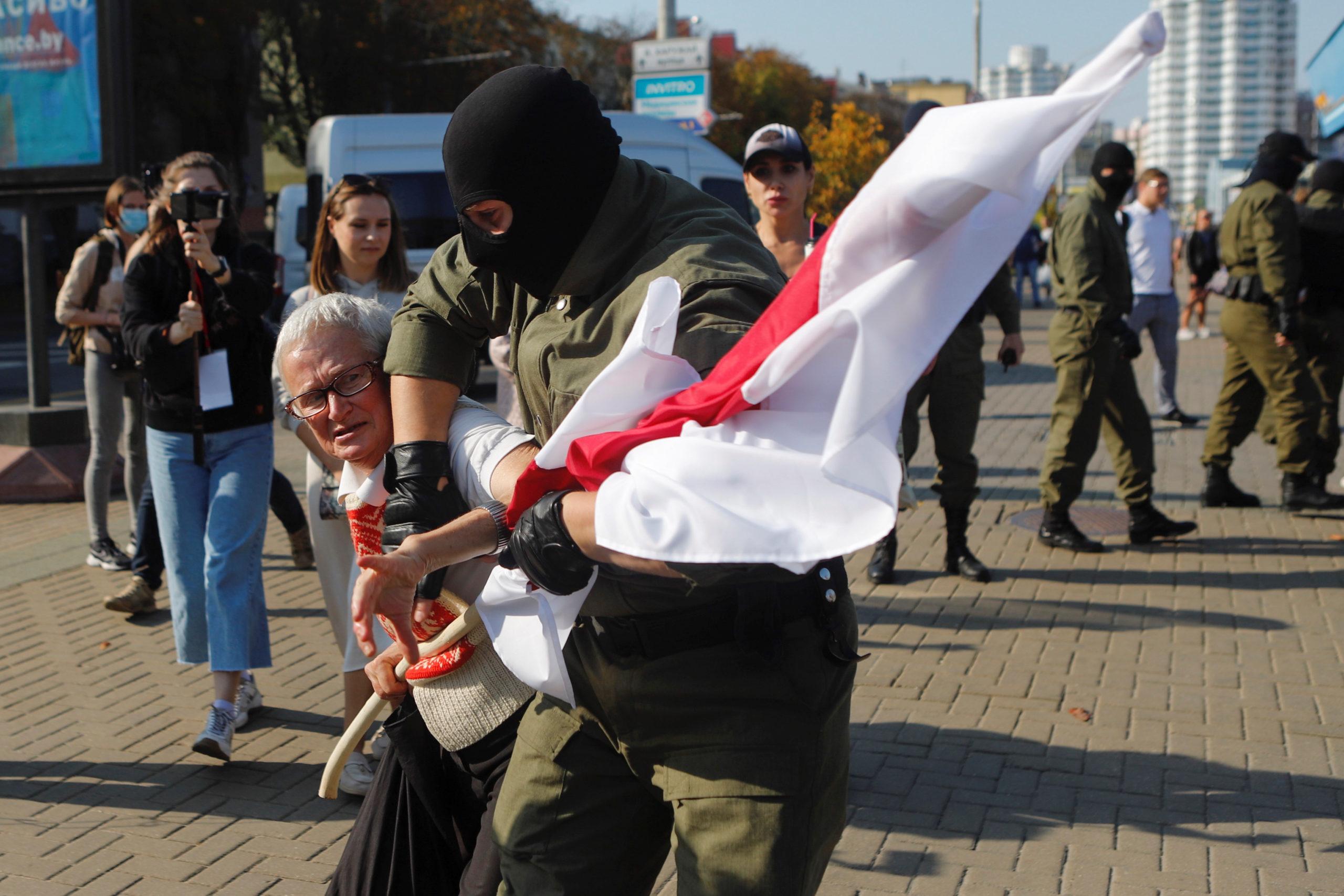 жіночий марш мінськ